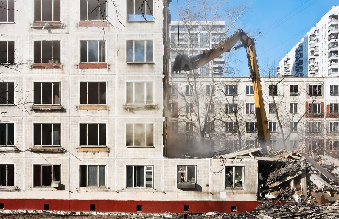 Реновация пятиэтажек в москве в 2018 году что это такое